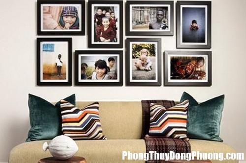 nhungdieucanbietkhitreoanhchandungtrongnha2 Cách treo ảnh chân dung trong nhà không phạm kị đem lại may mắn