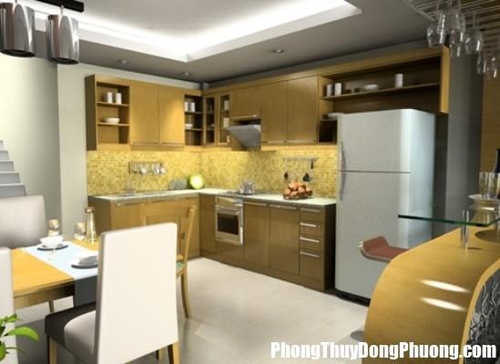 7474dfbep2 Bố trí đồ dùng nhà bếp tăng cường năng lượng cho ngôi nhà