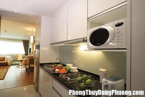 870 thietkebep Phong thủy phòng bếp cho căn hộ chung cư được phú quý quanh năm