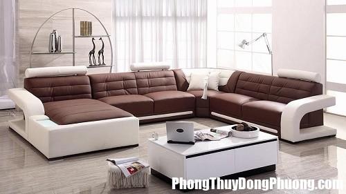 Phong thuy phong khach chieu tai voi bo ghe sofa chuan mau hinh anh Chọn ghế sofa chuẩn màu đem lại tài lộc cho phòng khách