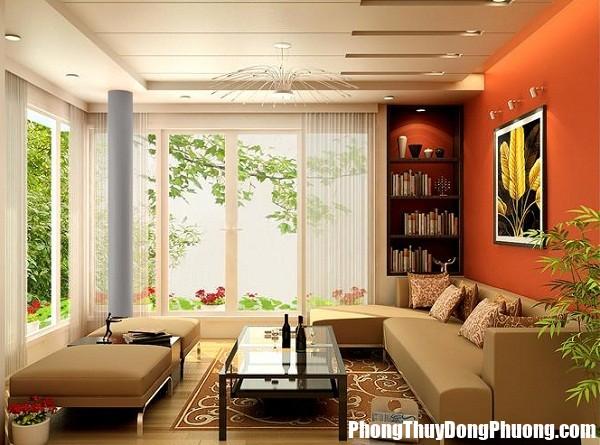 cach lua chon ban ghe so pha phong khach Cách khắc phục những bất lợi cho không gian phòng khách