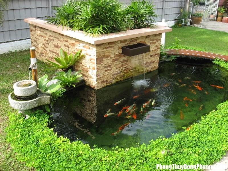 file.407627 Cách bố trí hồ nước hợp phong thủy cho nhà ở nhiều vượng khí