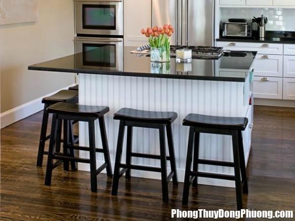 meo bo tri ban an hop phong thuy 2 Bố trí bàn ăn hợp phong thủy để ngôi nhà thêm hài hòa vượng khí