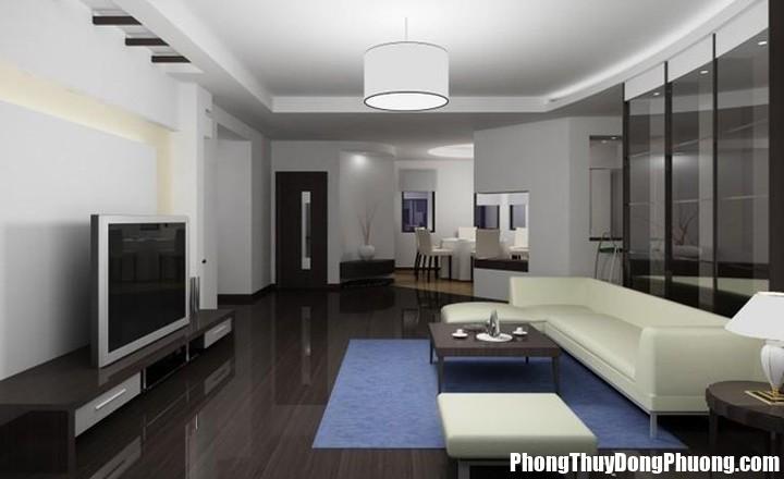 nhung luu y trong phong thuy tran nha 3 Nguyên tắc thiết kế trần nhà giúp sự nghiệp của gia chủ thuận lợi hơn