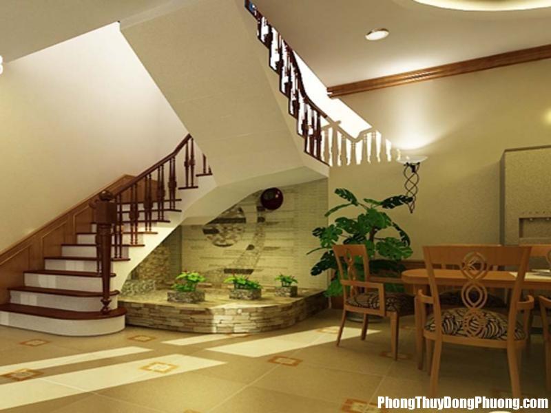 thiet ke cau thang dep mau 09 tieu canh cau thang desc 1 Cách bố trí cầu thang đem may mắn và sức khỏe cho các thành viên trong nhà