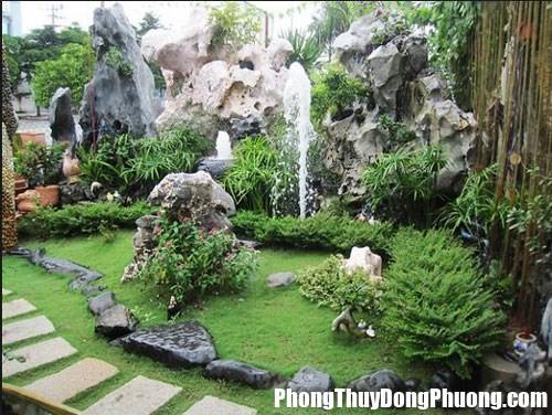 104854baoxaydungimage001 khvv Bí quyết chọn và bố trí vật dụng cho sân vườn cân bằng khí cho nhà ở