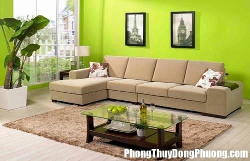 CA1 banghe Bài trí ghế sofa thu hút của cải, thịnh vượng