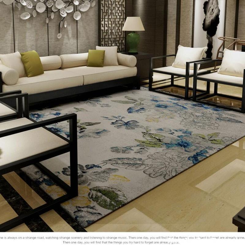 Oversize Carpet 200X290cm Mat Home Decoration Coffee Table Door Mat Rugs And Carpet Area Rug Floor Bí quyết chọn thảm trải sàn tăng cường năng lượng phong thủy