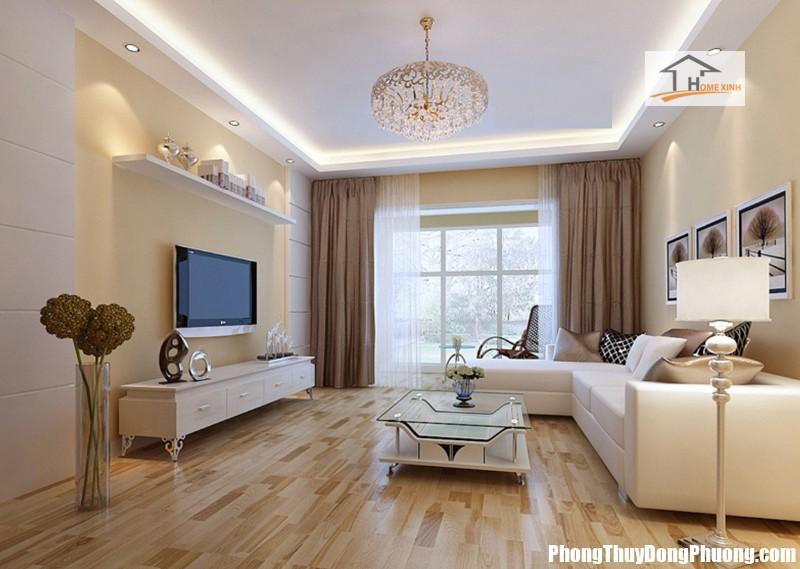 modern apartment Freshome21 Nhà bí sinh khí khắc phục không hề khó