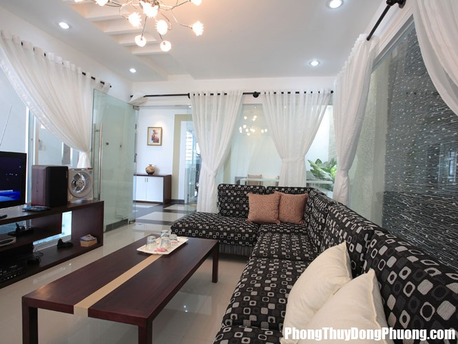 phongthuy1 jqmh Chọn vị trí đẹp hài hòa phong thủy cho phòng khách
