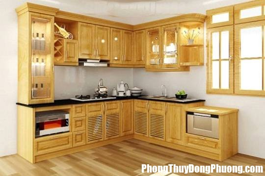 101349baoxaydung image001 1449526699 Chọn màu sơn đem lại tài lộc cho căn bếp