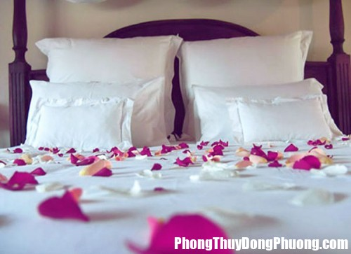 pt phong cuoi 1 Phong thủy phòng cưới  giúp duy trì cuộc sống vợ chồng hạnh phúc