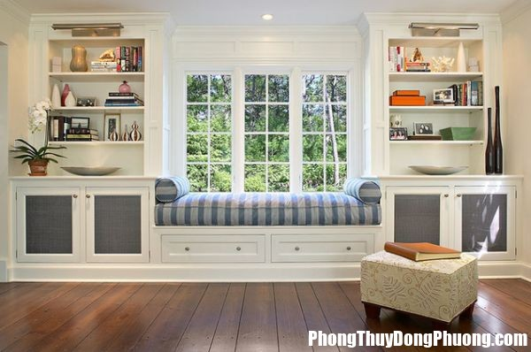 thiet ke xay dung 148 Cách bài trí cửa sổ hợp phong thủy mang lại vượng khí và năng lượng tốt