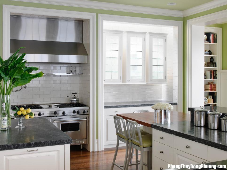 Cửa sổ bếp phải bố trí như thế này thì mới hút được may mắn vào nhà